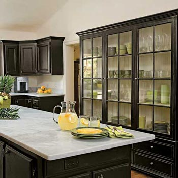 wallpaper kitchen cabinets. Kitchen Remodel ~ Inspiration