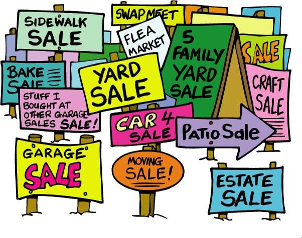 Garage-Sale-911-Signs